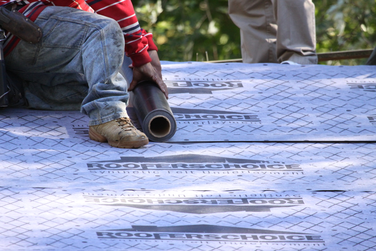 Roofers Choice Ii Synfelt Underlayment